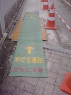 Mat for Walkers (soft type)画像-3